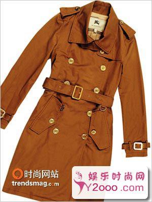 风衣的选购与搭配:如何选择一件适合自己的风衣_Y2OOO.COM第1张