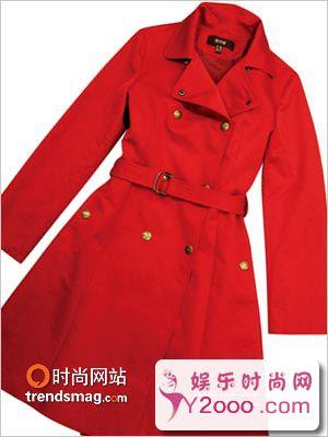 风衣的选购与搭配:如何选择一件适合自己的风衣_Y2OOO.COM第2张