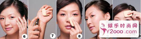 根据年龄打造不同的粉底 塑造完美妆容_Y2OOO.COM第1张