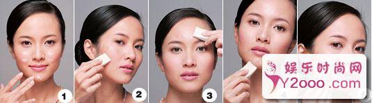 根据年龄打造不同的粉底 塑造完美妆容_Y2OOO.COM第4张