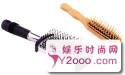 为你的发型发质挑选一款适合自己的梳子_Y2OOO.COM第1张