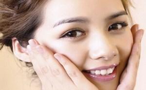 皮肤保养:如何去除法令纹可爱表情