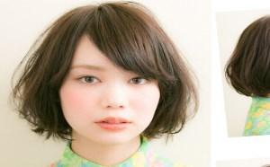 最新日系流行发型 中短发型占主导