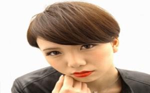 短发发型图片:女生优雅帅气时尚风