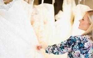 选婚纱礼服如何更有品位更美丽合体