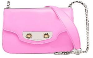 全新粉色丽人BalenciagaChain巴黎世家系列包包