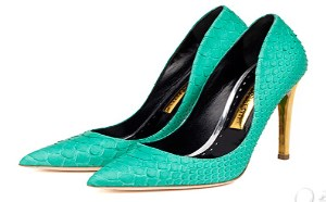 鞋帽:2015早春系列鲁伯特·桑德森Rupert Sanderson