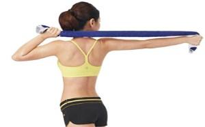 美体瘦身:1分钟启动燃脂力瘦腹纤腰