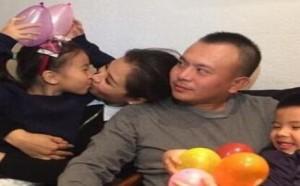 """星闻:刘涛丈夫王珂删光之前的微博,发文称:""""此处无声胜有声。再见""""。"""