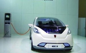 汽车行情:新能源汽车不受机动车尾号限行管理措施限制