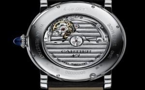 珠宝腕表:ROTONDE DE CARTIER年历腕表