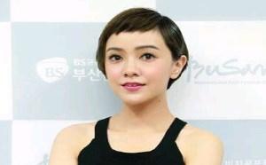 短发发型图片:也要是最精致的短发女神