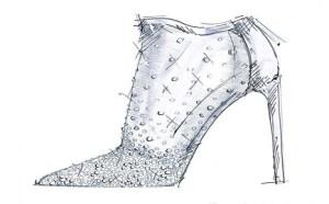 Jimmy Choo等大牌设计师齐聚推出9款精彩玻璃鞋