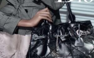 Karlie Kloss演绎迪奥Dior 2015包包全新大片