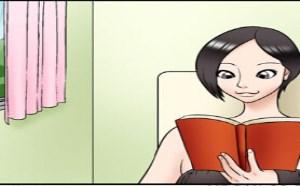 少女在线漫画:野生小鸟的故事