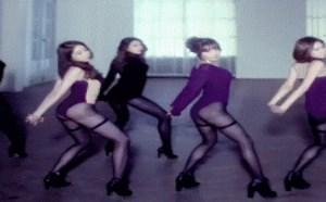 邪恶美女图片:韩国人气偶像女团暴露诱惑gif美女动态图