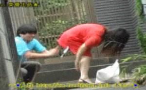 娱乐达人千年杀日本街头美女gif戳菊花邪恶图片