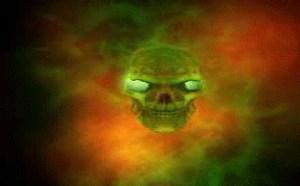 超恐怖国外万圣节吓人GIF动态图片 超血腥暴力恐怖吓人GIF