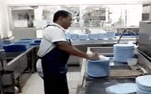 搞笑动态图片笑死人:神奇的印度阿三各种开挂