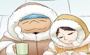 不知火舞邪恶漫画集:夫妻成长日北极之爱