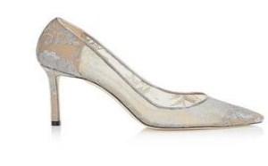 穿一双好的鞋子能带你走一条好的路,婚鞋当然也如此