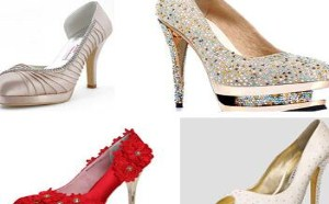 梦想的婚礼,更需要一双充满爱的婚鞋。
