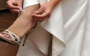 千千万万双鞋子中挑选到那双适合自己的婚鞋