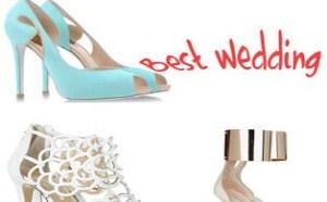 婚礼当天的鞋款妳看好了吗?