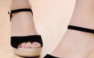 几点穿高跟凉鞋的新技能,快来看看你get了吗?