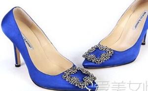 一双好的婚鞋可以让你在婚礼上更加端庄大方