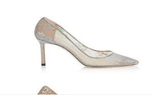 一起来看看给大家带来的jimmy choo婚鞋推荐