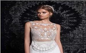 带来充满轻盈感与轻松别致的新季婚纱礼服。
