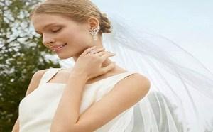 用珠宝来见证爱情和婚礼的历史已经沿袭已久