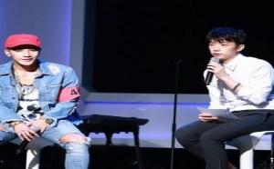 JUN.K举行个人专辑Showcase 张祐荣义气助阵