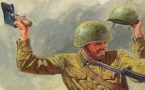 工兵铲真的土吗?解放军为什么把它当成宝呢?