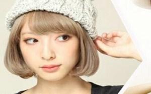 适合女生戴帽子发型 让你美美哒应战寒冬