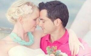 如何运用双重曝光拍出 独出心裁宛若梦境的婚纱照