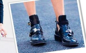 质感个性时髦的百搭漆皮鞋 绝对能满足你对鞋子的所有幻想