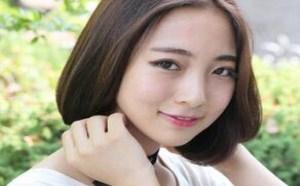 包子脸女生适合什么发型修饰脸形?让包子脸拥有颜值的春天