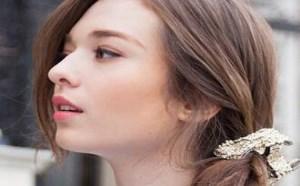 韩国发饰如何配搭发型 让扎发更吸睛