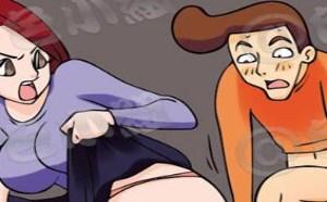不知火舞邪恶漫画集:老弱孕妇坐席,无敌结合
