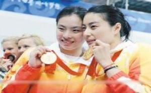 郭晶晶吴敏霞和陈若琳退役 跳水队何时能再出巨星?