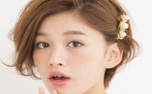 短发mm也能凹美美发型 简单好看的短发扎发教程