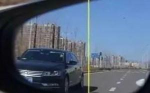 从后视镜判断车距的方法 新手也能安心开车