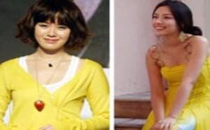 韩国女星都喜欢穿什么颜色的衣服