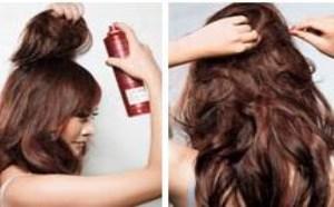 打造复古发型DIY 变身性感小淑女