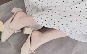 又美又懒风格的穆勒鞋搭配好了照样可以美哭