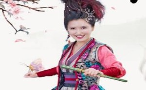徐洁儿出演《绝代双骄》十大恶人屠娇娇容貌成谜
