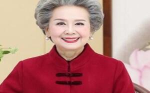 年味十足的中国风情唐装中老年穿出喜庆来