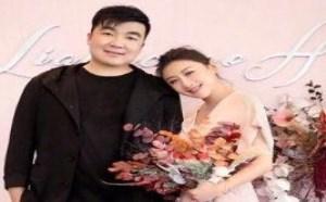 何雯娜与梁超宣布订婚 鲜花遮肚引猜测